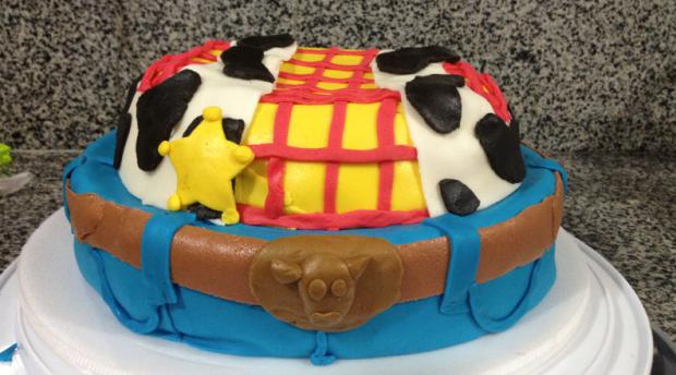 Torta Woody