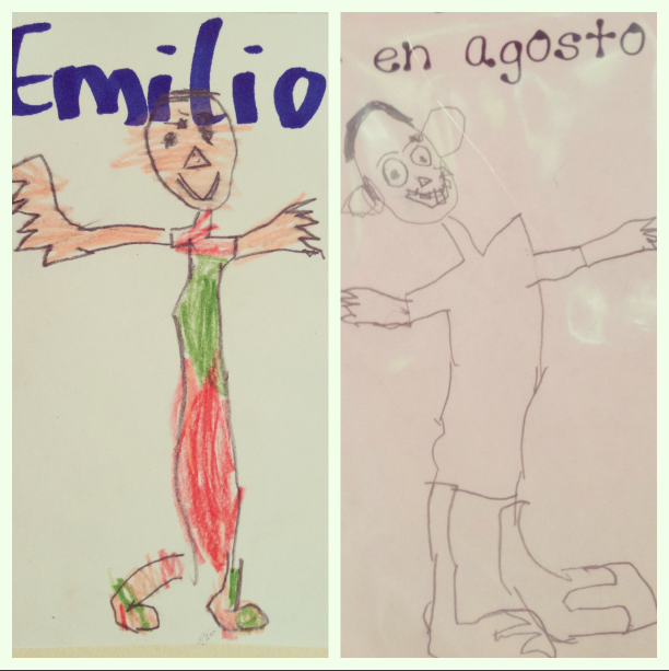 Emilio en Agosto