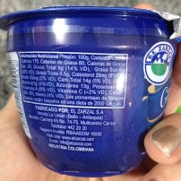 Yogurt griego El Zarzal