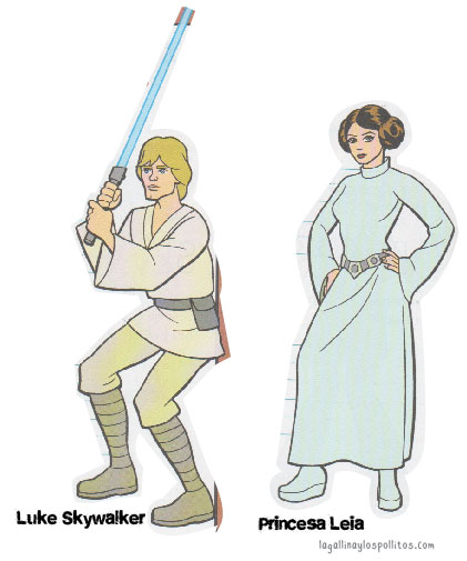 Star Wars para Mommies – La Gallina y Los Pollitos Blog