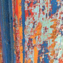 Colores que cuentan el paso de los años....