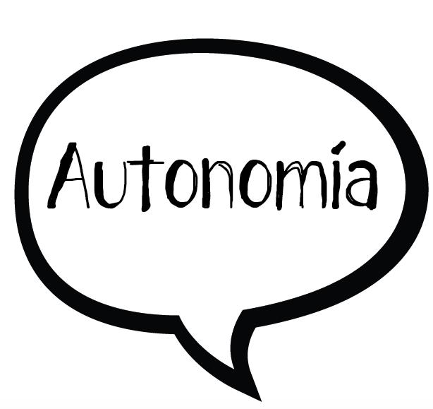 Resultado de imagen de autonomia