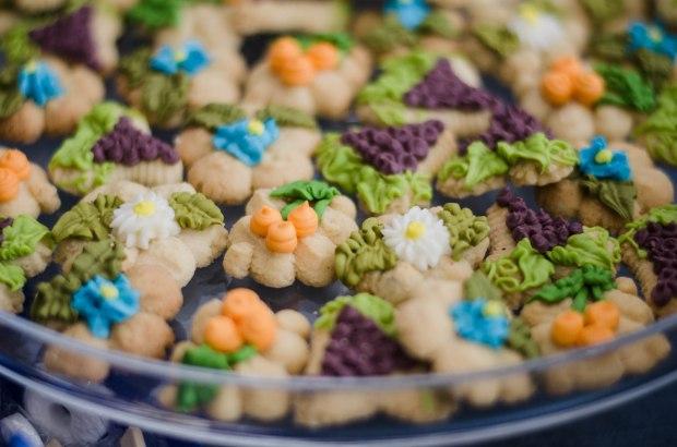 Galletas dulces primera comunión la gallina y los pollitos blog